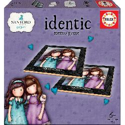IDENTIC GORJUSS 110 CARTAS -EDUCA-
