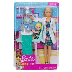 BARBIE YO PUEDO SER DENTISTA/PEDIATRA