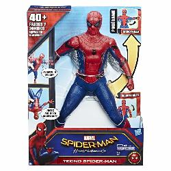 SPIDERMAN-FIGURA  SUPER  ELECTRONICA