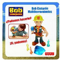 BOB  EL  CONSTRUCTOR-CINTURON  MULTIHERRAM.