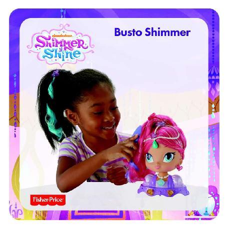 SHIMMER & SHINE-BUSTO SHIMMER