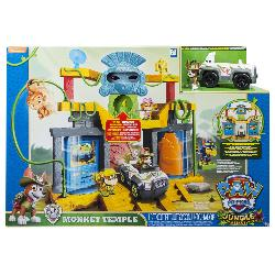 PAW  PATROL-TEMPLO  DEL  MONO  JUNGLE