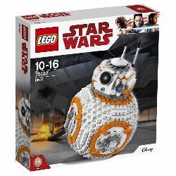LEGO STARWARS-ROBOT BB8