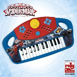 ORGANO ELECTRONICO 25 TECLAS SPIDERMAN