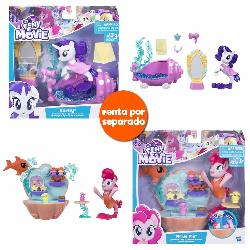 MY  LITTLE  PONY  ESCENARIOS  DEL  MAR  SURT.