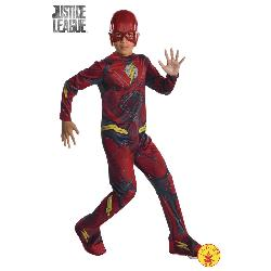 DISFRAZ FLASH JUSTICE LEAGUE 5-7 AÑOS