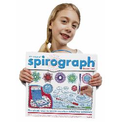 CORALLINE-SPIROGRAPH
