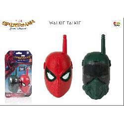 SPIDERMAN-WALKIE TALKIE NEW