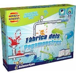 FABRICA DE PEGAMONSTRES CATALA