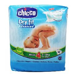 PAÑALES  8-18KG  MAXI  -CHICCO-