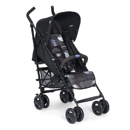 SILLA PASEO LONDON NEGRA MATRIX -CHICCO-