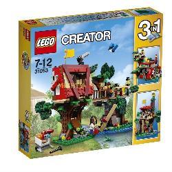 LEGO  CREATOR-AVENTURAS  EN  CASA  ARBOL