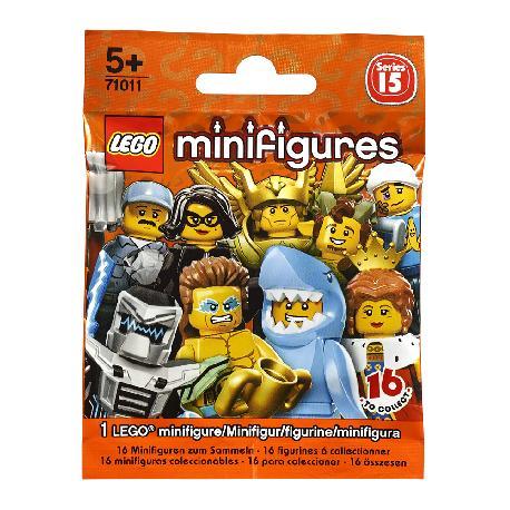 LEGO  MINIFIGURAS  15ª  EDICION