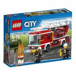LEGO CITY-CAMION DE BOMBEROS ESCALERA