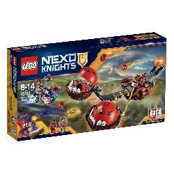 LEGO  NEXO  KNIGHTS-CARRO...