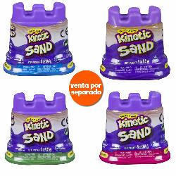 KINETIC SAND-CONTENEDOR 140GR