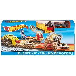 HOT WHEELS-LANZADOR TERROR
