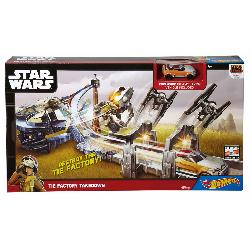 HOT WHEELS-PISTA COCHES STAR WARS SURT.