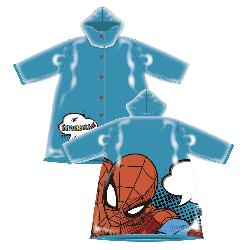 IMPERMEABLE  SPIDERMAN  MATE  T4-6-8