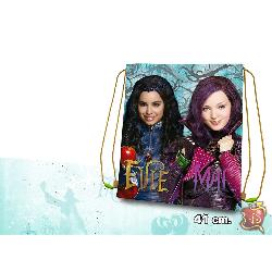 BOLSA  CUERDAS  DESCENDANTS  41CM  -KIDS-