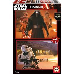 PUZZ 2X100 STAR WARS EP.VII