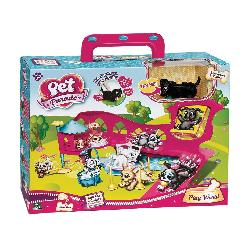 PET PARADE-PLAYSET+1CACHORRO
