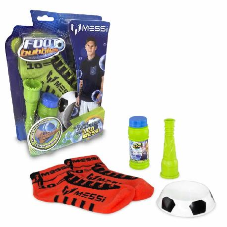 FOOT BUBBLE MESSI STARTER PACK
