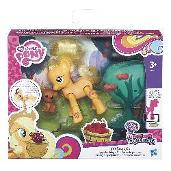 MY  LITTLE  PONY-PONIES  MOVIMIENTO