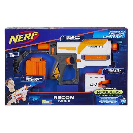 NERF-ELITE MODULUS RECON MK II