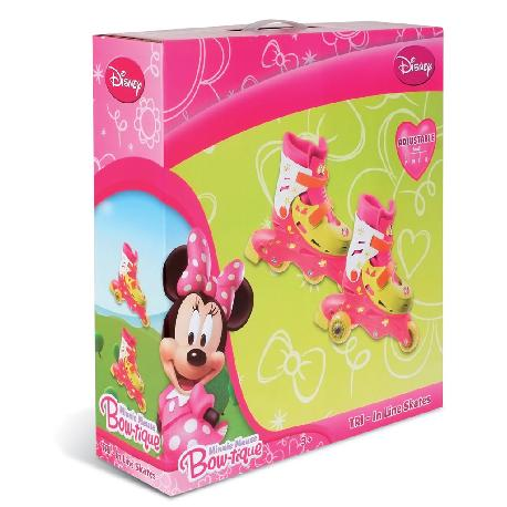 PATINES LINEA 3R MINNIE -MONDO-