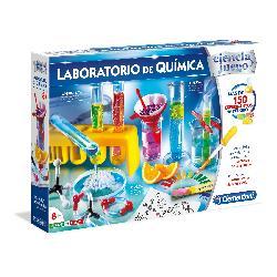 LABORATORIO DE QUIMICA -CLEM-
