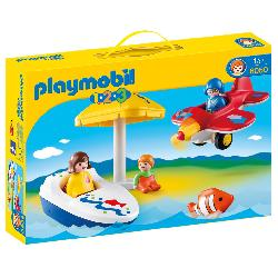 PLAYMOBIL  1.2.3  DIVERSION...