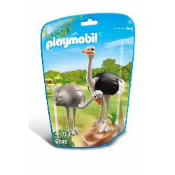 PLAYMOBIL  AVESTRUCES  CON...