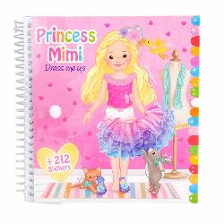 CUADERNO STICKER DRESS ME UP STYLE