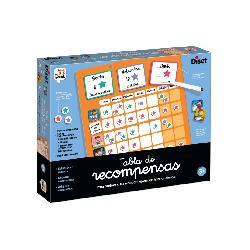 TABLA DE RECOMPENSAS