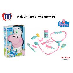 MALETIN ENFERMERA PEPPA PIG