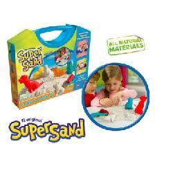 SUPER SAND MASCOTAS MALETIN