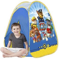 CASITA TELA PAW PATROL POP UP -SMOBY-