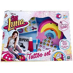 SOY LUNA-TATTO SET -GIOCHI-