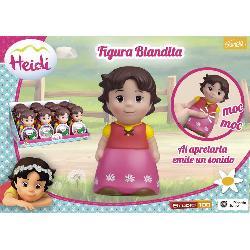 HEIDI-FIGURA BLANDITA BAÑO