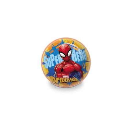 PELOTA PLAST. SPIDERMAN PEQ.150MM