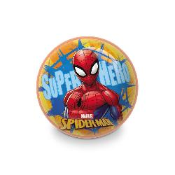 PELOTA PLAST. SPIDERMAN GRDE.230MM