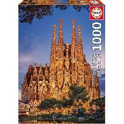 PUZZ 1000 SAGRADA FAMILIA BARCELONA