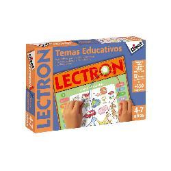 LECTRON TEMAS EDUCATIVOS