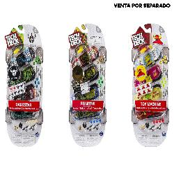 TECH DECK-96MM BOARDS 4 PACK