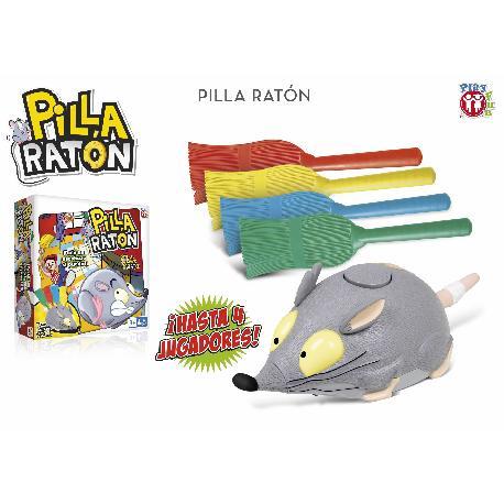 PILLA RATON -IMC-