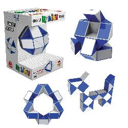 CUBO RUBIKS SERPIENTE (HEXAGONAL)