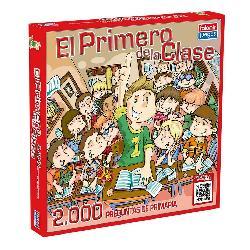 EL 1º DE LA CLASE 2000 PREGUNTAS