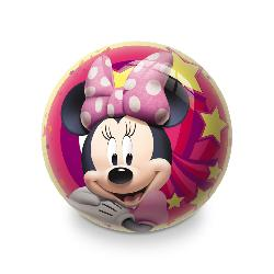 PELOTA PLAST. MINNIE GDE.230MM