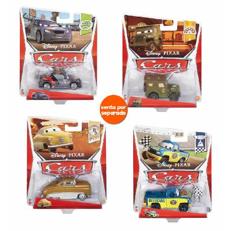 CARS-COCHES CARS 2 PERSONAJES